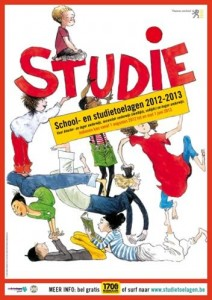 studietoelage 2013